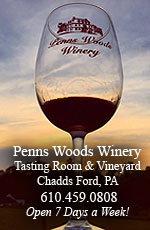 Penns Woods Winery Events
