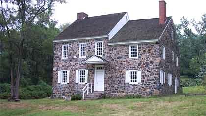 Bejamin Ring House, Washington's headquarters