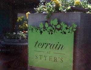 Brandywine Valley Restaurants Review Of Styers Garden Caf