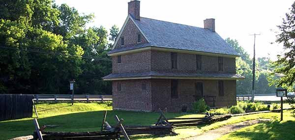 Barns Brinton house in Chadds Ford, PA