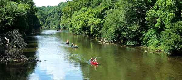 Brandywine Valley Parks, Canoeing, Tubing, Scenic Railroads