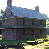 Barns-Brinton House Opens Weekends