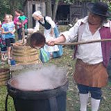 Newlin  Grist Mill Fall Harvest Festival