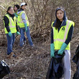 Red Clay Creek Cleanup